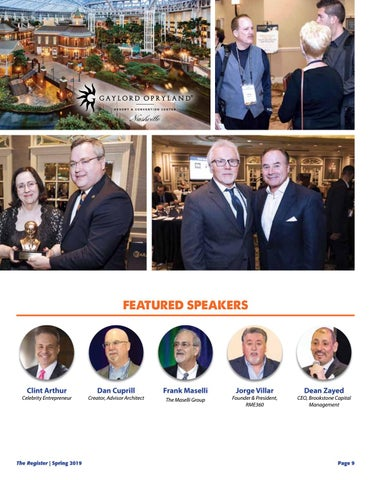 Page 11 of IARFC Annual Conference Recap