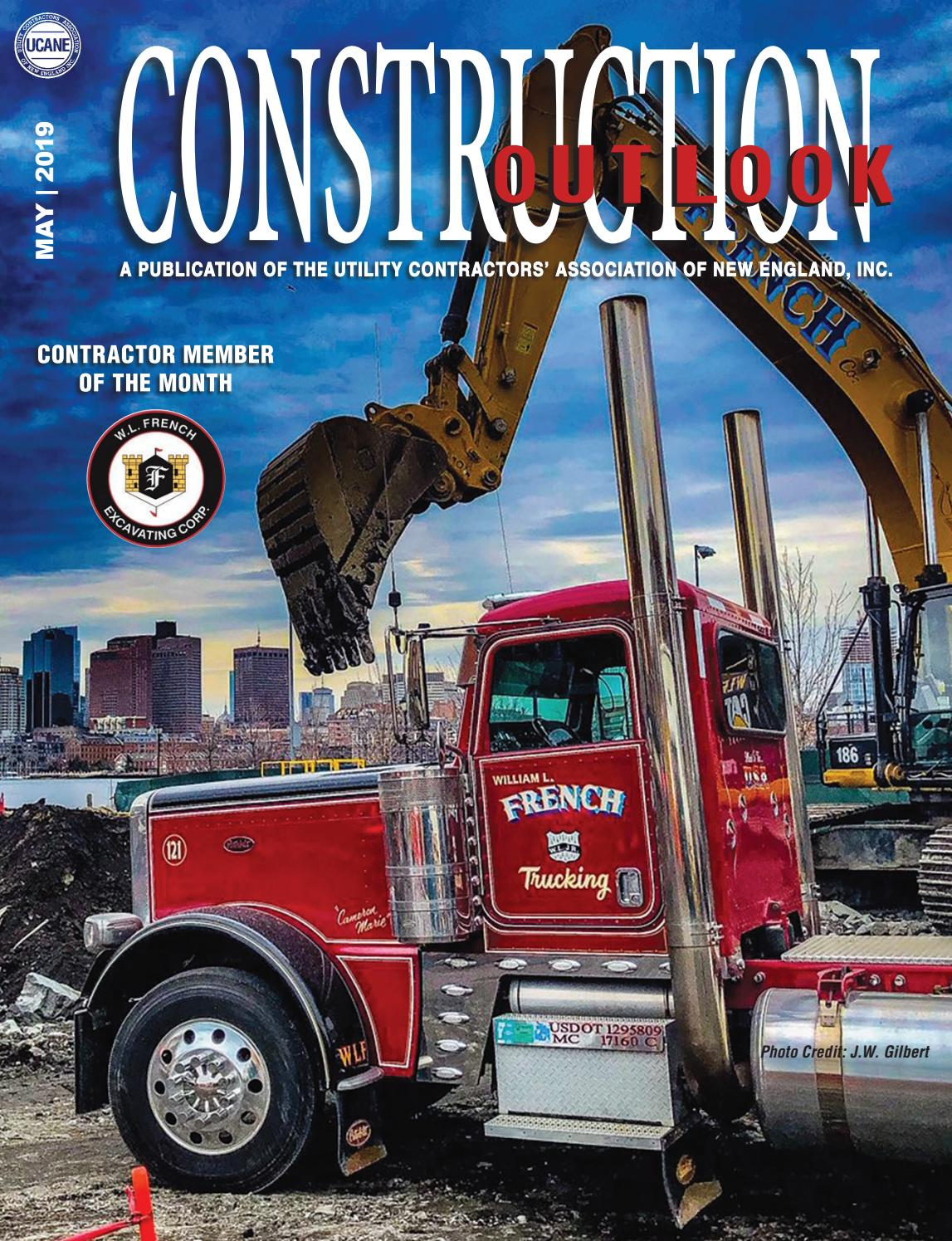 Construction Outlook May 2019 by Ucane - issuu