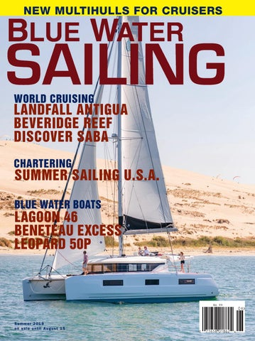 Blue Water Sailing Summer 2019 by Blue Water Sailing - issuu