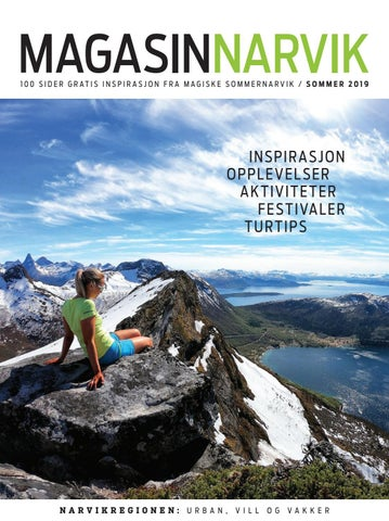 56ea29fd Magasin Narvik - sommer 2019 by Amedia Ressurs Harstad - issuu