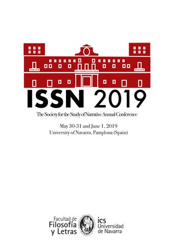The Society for the Study of Narrative Annual Conference 2019 by