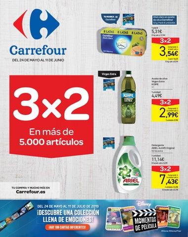 Accesorios Para El Bano Carrefour.Catalogo Carrefour 5000 Articulos En Promocio 3x2 By Ofertas