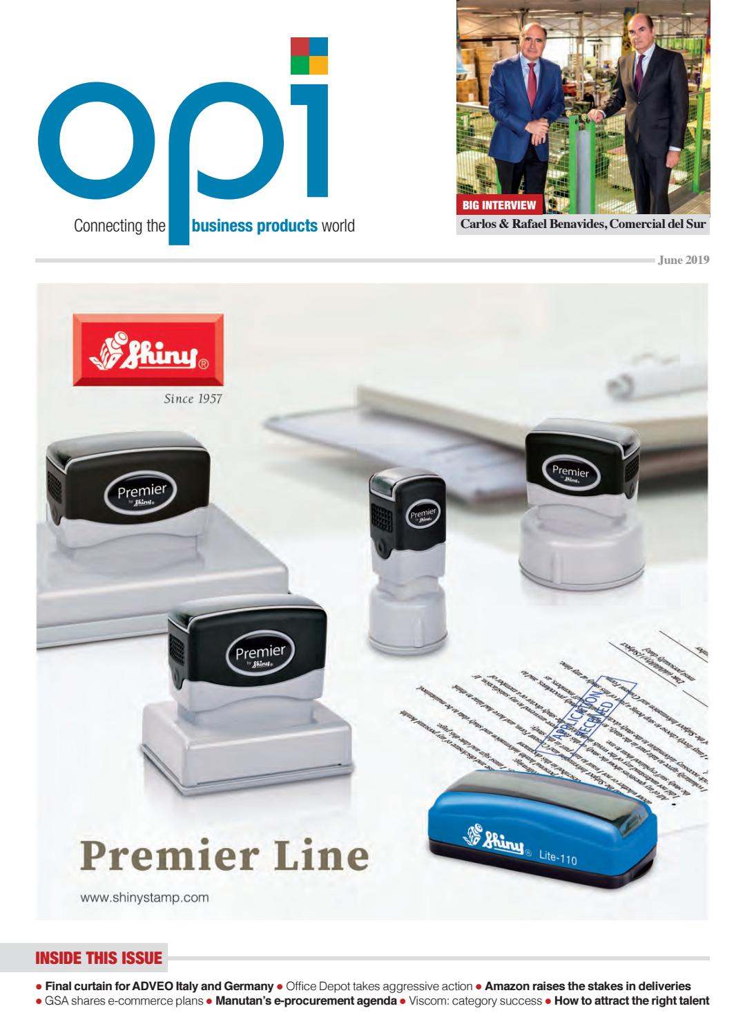 Opi 290 June 2019 A By Opi Issuu