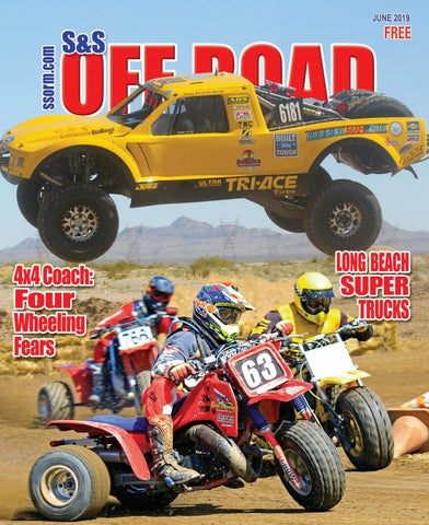 S&S Off Road Magazine - June 2019 by S&S Off Road Magazine