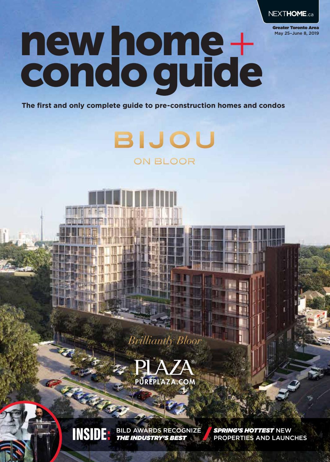 Pleasing New Home Condo Guide Gta May 25 2019 By Nexthome Issuu Beutiful Home Inspiration Aditmahrainfo