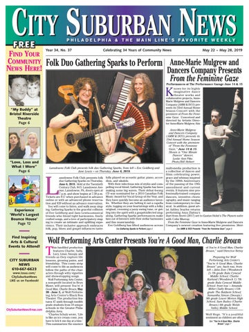 d6a1c1bb05 City Suburban News 5_22_19 issue by City Suburban News - issuu