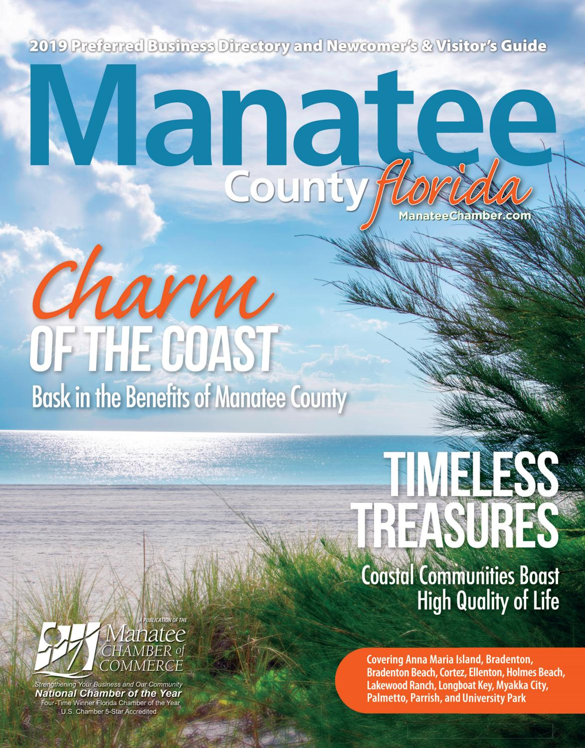 Manatee County FL Community Profile by Town Square