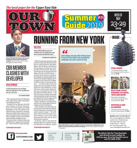 Our Town - May 23, 2019 by Our Town - issuu