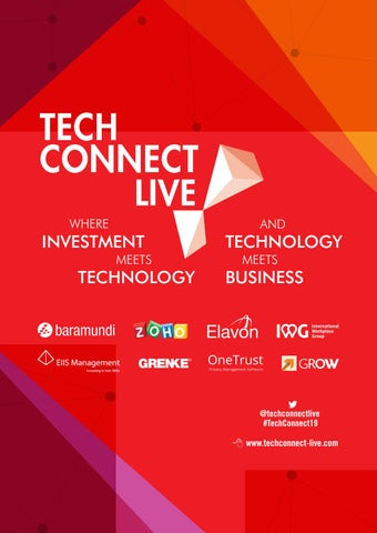 Tech Connect Live by Colin Murphy - issuu