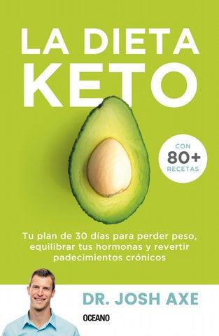 30 días de transformación de la dieta cetosis