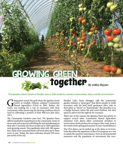 Page 130 of Growing Green Together