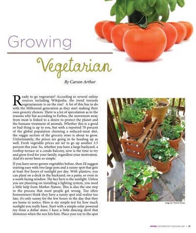 Page 41 of Growing Vegetarian