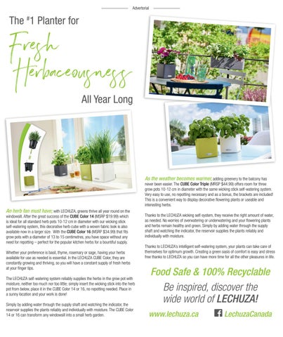 Page 44 of The #1 Planter for Fresh Herbaceousness All Year Long