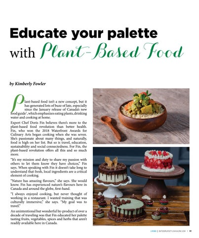 Page 91 of Educate your palette with Plant Based Food