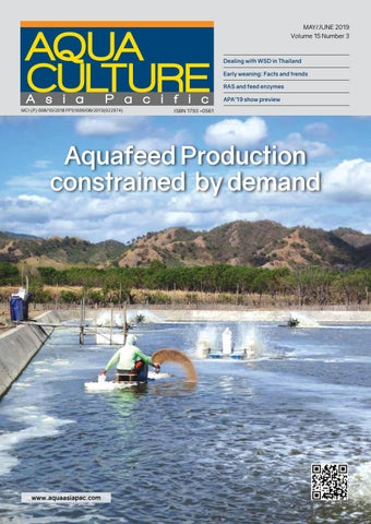 Volume 15, Number 3 May/June 2019 MCI (P) 008/10/2018 ISBN 1793 -056