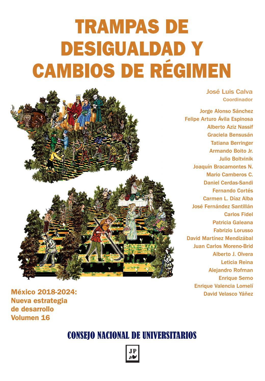 af6d9de97a74 VOLUMEN 16- TRAMPAS DE DESIGUALDAD Y CAMBIOS DE REGIMEN by  consejonacionaldeuniversitarios - issuu