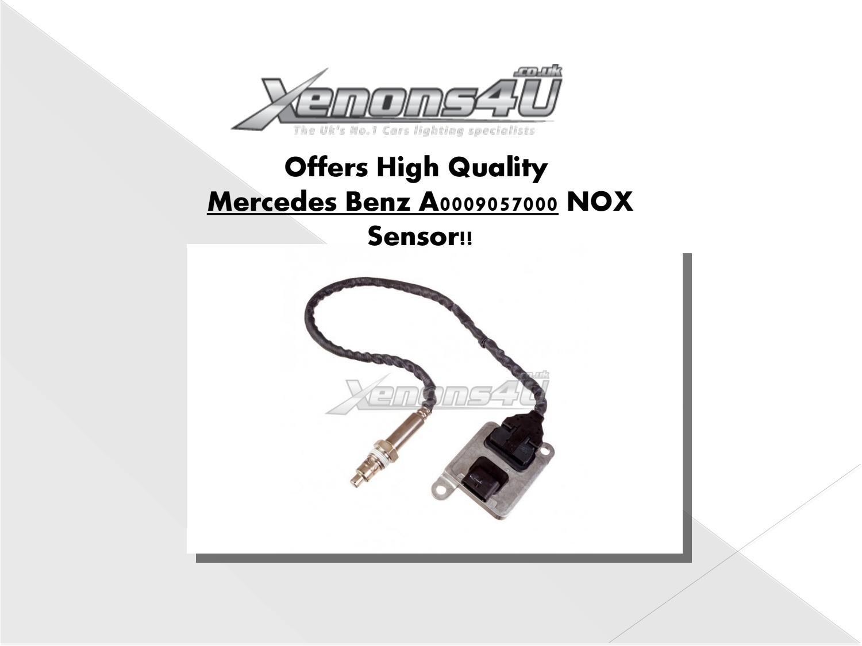 Mercedes benz a0009057000 NOX sensor by Xenons4u - issuu