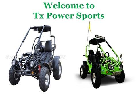 TrailMaster 150 XRS by TX Power Sports - issuu