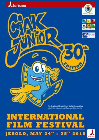 Ciak Junior 2019 Catalogo Ufficiale XXX edizione by Gruppo