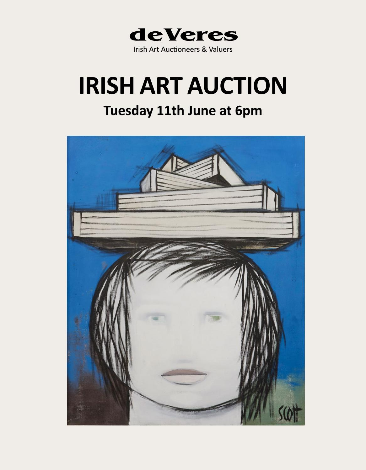 Irish art sculpture auction by de veres art auctions issuu