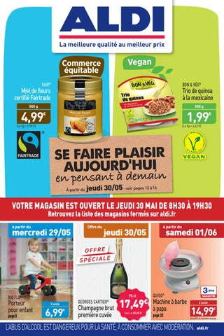 Catalogue Aldi Du 13 Au 19 Mai 2019 By Monsieurechantillonsfr Issuu