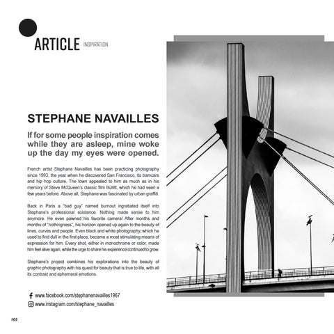 Page 106 of INSPIRATION | STEPHANE NAVAILLES