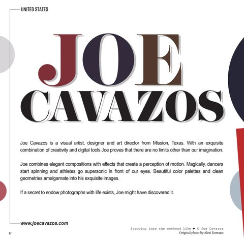 Page 12 of FEATURED | JOE CAVAZOS
