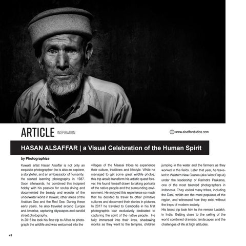 Page 46 of INSPIRATION | HASAN ALSAFFAR