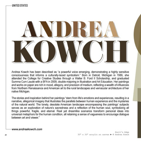 Page 52 of FEATURED | ANDREA KOWCH