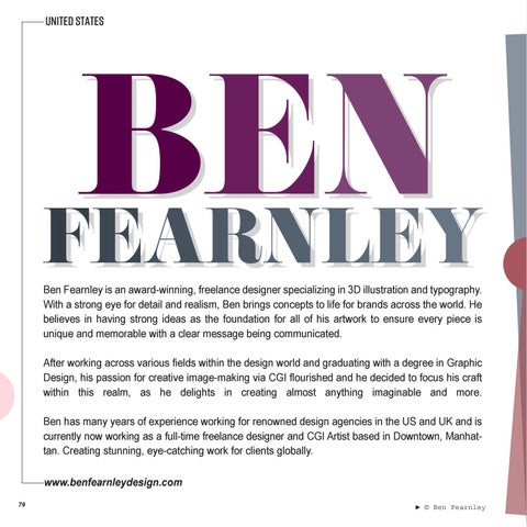 Page 80 of FEATURED |  BEN FEARNLEY