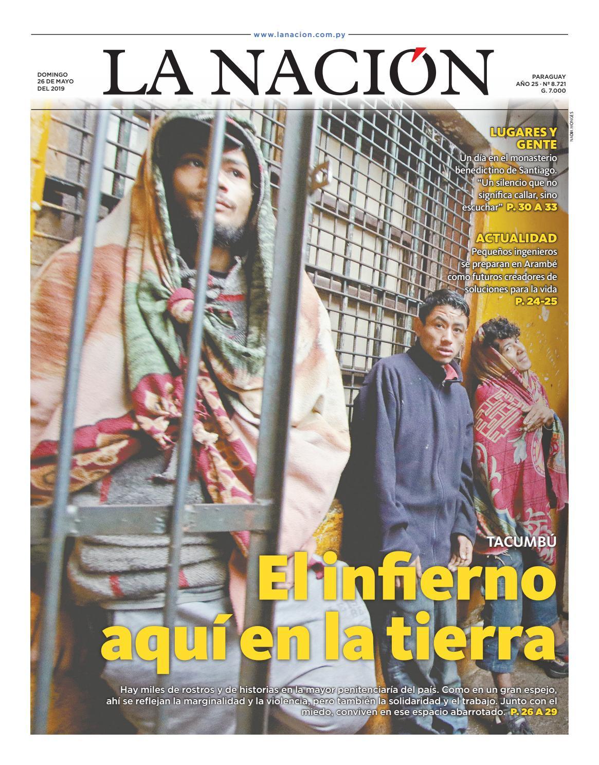 abbf59558 DIARIO LA NACIÓN - EDICIÓN 8.721 by La Nación - issuu