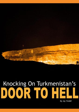 Page 26 of Knocking on Turkmenistan's Door to Hell