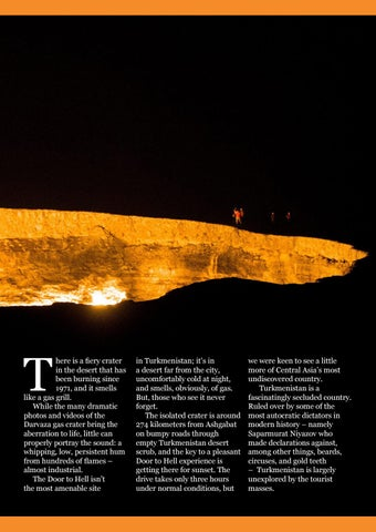 Page 27 of Knocking on Turkmenistan's Door to Hell