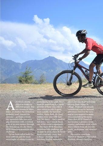 Page 30 of Hero MTB Himalaya