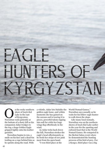 Page 40 of Eagle Hunters of Kyrgyzstan