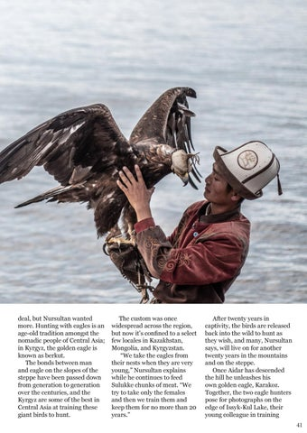 Page 41 of Eagle Hunters of Kyrgyzstan