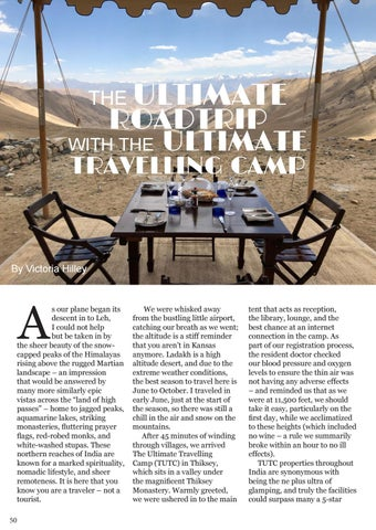Page 50 of The Ultimate Roadtrip with the Ultimate Traveling Camp