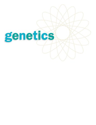 Genetics (vol 2) by Julian - issuu