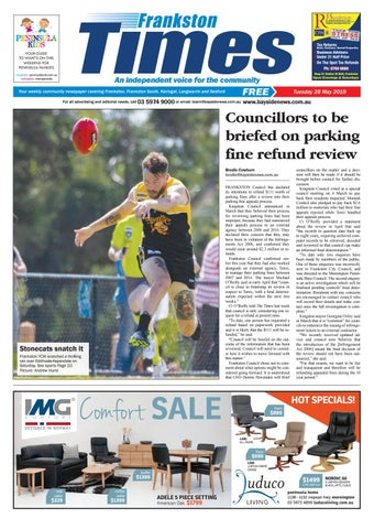 462de69b3 Current Issue by Mornington Peninsula News Group - issuu