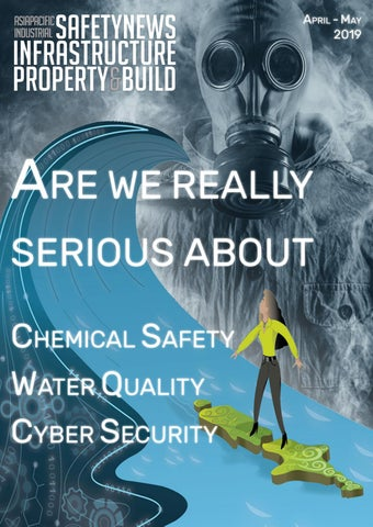 Asia Pacific Infrastructure Property & Build | Industrial Safety