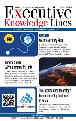 EXECUTIVE KNOWLEDGE LINES April 2019 by Metro Mart Magazine - issuu