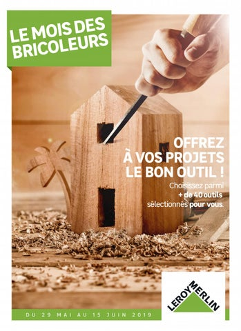 Le Mois Des Bricoleurs By Agencecourtcircuit Issuu