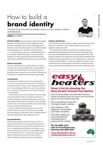 Page 11 of How to build a brand identity