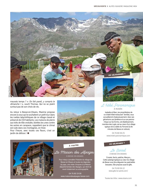 C Maison Et Jardin Magazine alpes ishere - magazine eté 2019   vebuka