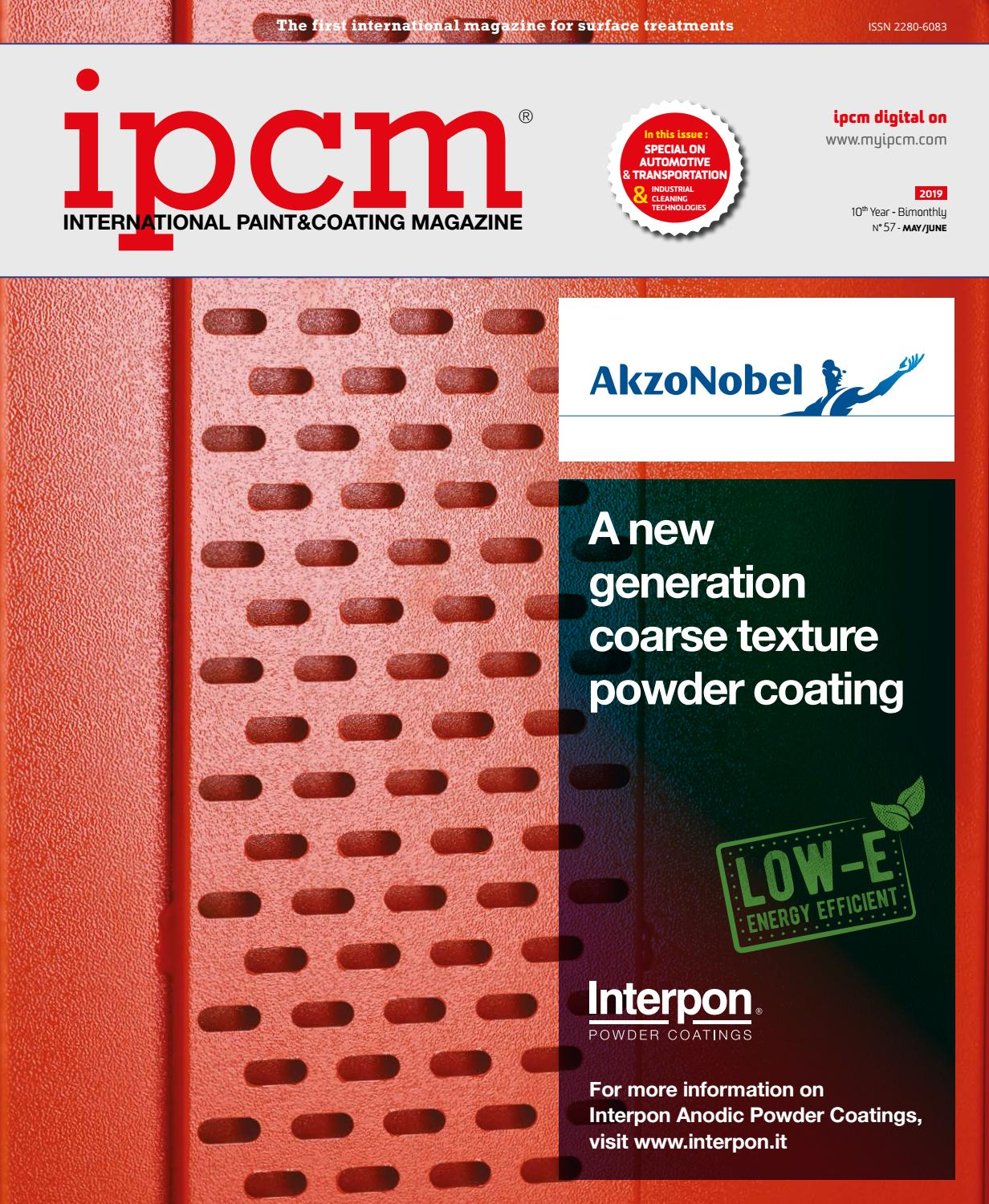 ipcm® n  57 - May/June 2019 by ipcm® International