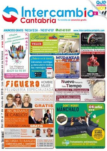 e5f5e7a0dae3 Revista Intercambio Cantabria 848 by Hemeroteca Intercambio ...