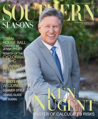 Southern Seasons Magazine - Summer 2019 by Southern Seasons Magazine