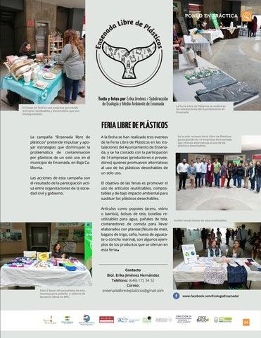 Page 25 of Ensenada Libre de Plásticos