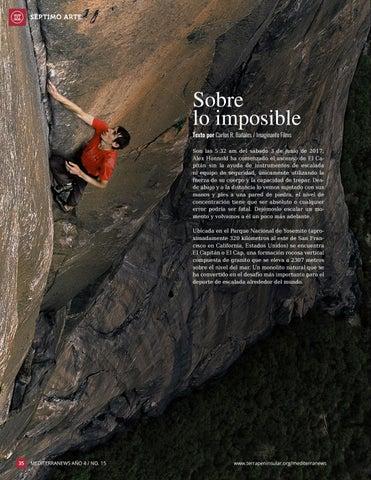 Page 36 of Sobre lo imposible