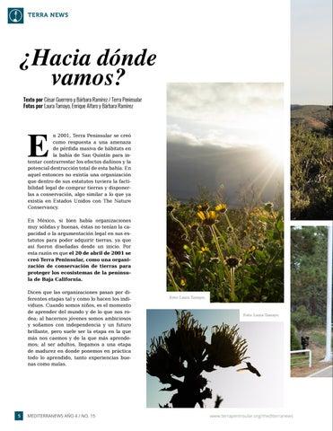 Page 6 of ¿Hacia dónde vamos?